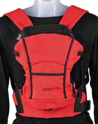 Esprit 3-Way-Carrier Babytrage, Basic Red - 大图像