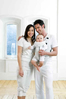 BabyBjörn Baby Carrier Synergy, White 2012 - 大图像 2