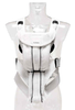 BabyBjörn Baby Carrier Synergy, White 2012 - 大图像 1