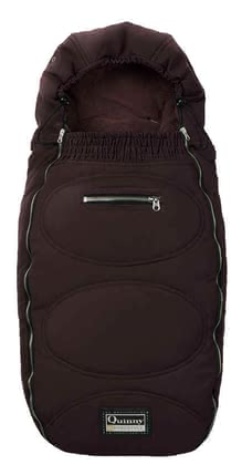 Quinny footmuff for Freestyle 3XL Comfort 2011, Earth - 大图像