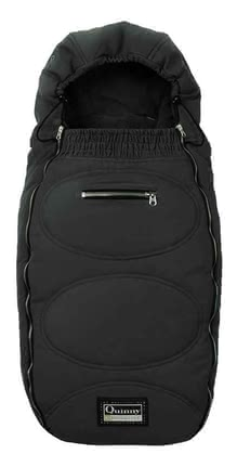 Quinny footmuff for Freestyle 3XL Comfort 2011, Black - 大图像
