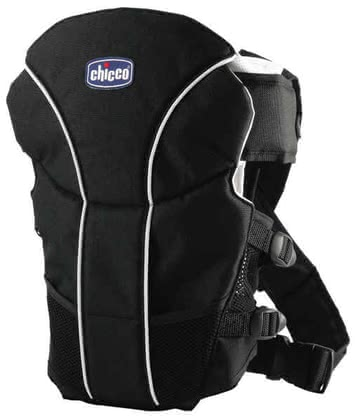Chicco baby carrier Go 2011, Black - 大图像