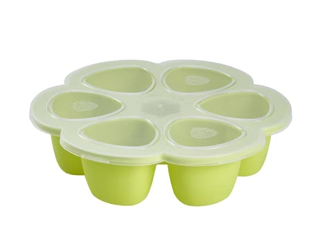 Béaba Multi-portion container made from silicone Neon 2017 - 大图像