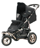 Quinny Freestyle 3XL Comfort pushchair + Dreami Black 2013 - 大图像 2