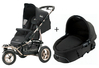 Quinny Freestyle 3XL Comfort pushchair + Dreami Black 2013 - 大图像 1
