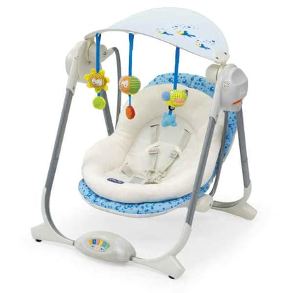 Chicco Polly Swing, Sea Dreams - 大图像