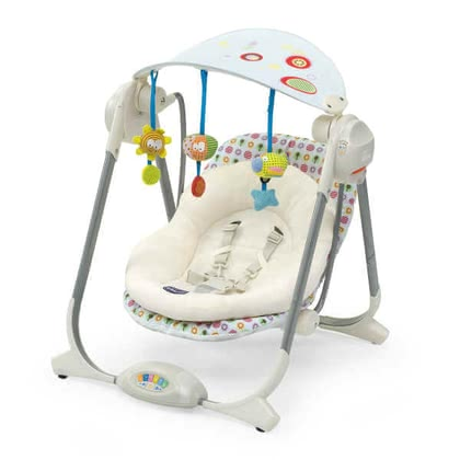 Chicco Polly Swing, Flower Power - 大图像
