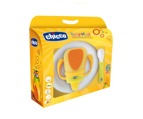 "Chicco Set ""Easy Meal"", 6m+ - 大图像"