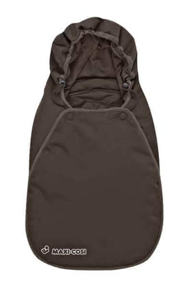Maxi Cosi footmuff for Baby car seat Cabrio 2011, Brown Earth - 大图像