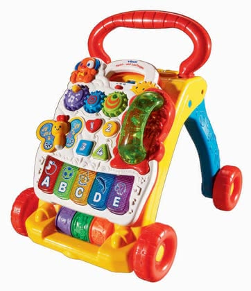 VTech Game and walker cars - 大图像