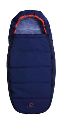 Quinny footmuff for BUZZ/ ZAPP 2011, Electric Blue - 大图像
