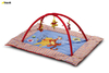Hauck Activity Center 2 in 1, Pooh lets be Friends red - 大图像 2