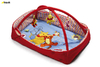 Hauck Activity Center 2 in 1, Pooh lets be Friends red - 大图像 1
