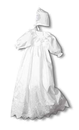 "Leipold christening gown ""Gloria"" - 大图像"