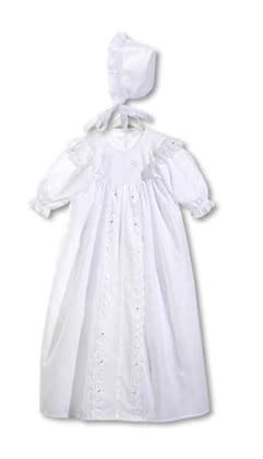 "Leipold christening gown ""Harriet"" - 大图像"