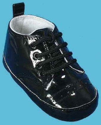 Baby-Staab Patent leather shoes - 大图像