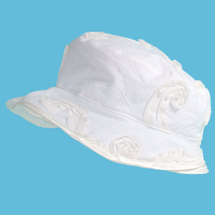 Baby-Staab Summer hat, off-white 2012 - 大图像