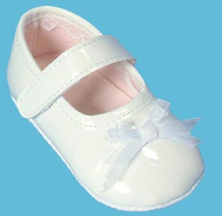 Baby-Staab shoes for girls - 大图像