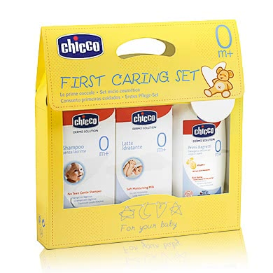 "Chicco Gift Box ""First Caring Set"" - 大图像"