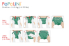 Popolini nappy set - OneSize Soft 2012 - 大图像 3