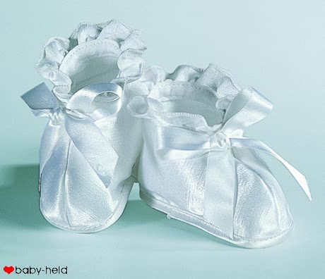 "Baby-Held christening shoes ""Xanima"" - 大图像"