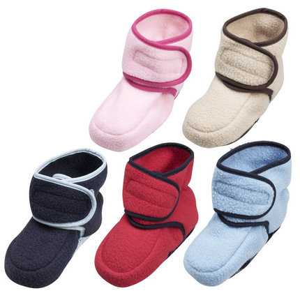 Playshoes Baby Fleece-Schuhe - 大图像