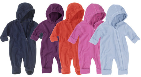 Playshoes Fleece-Overall - 大图像