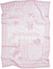 Playshoes Baby blanket with personal data - 大图像 2