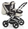 Knorr pushchair Alu Fly Swing 2012 999-offwhite - 大图像 2