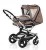 Knorr pushchair Alu Fly S click off 2012 970-sand-stone-green - 大图像 2