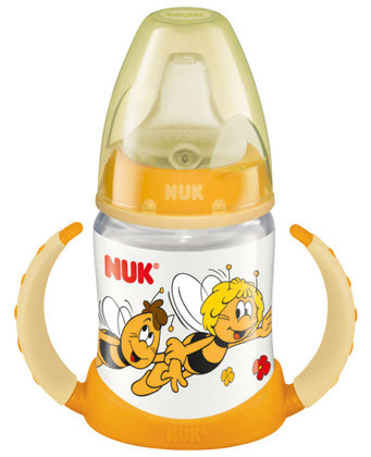 NUK Biene Maja FIRST CHOICE training bottle 150ml, BPA-free 2012 - 大图像