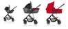 Britax B-MOBILE 2012 Black Thunder - 大图像 2