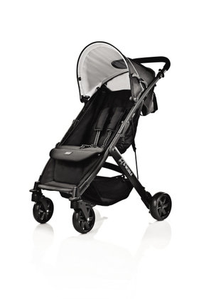 Britax B-MOBILE 2012 Black Thunder - 大图像