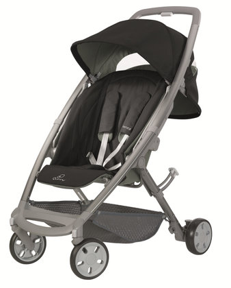 Quinny buggy Senzz Black rickey 2012 - 大图像