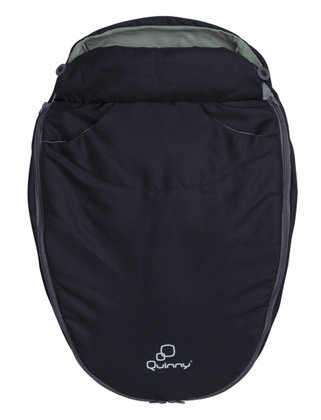 Quinny Footmuff Senzz Black rickey 2012 - 大图像