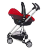 Quinny Buggy Zapp Xtra 2012 Graphic Purple - 大图像 2