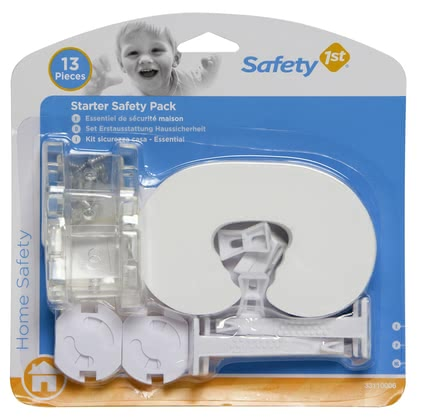 Safety 1st Set basic equipment for home security 2014 - 大图像