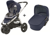 Maxi Cosi Mura 3 2012 incl. carrycot Dress blue - 大图像 1
