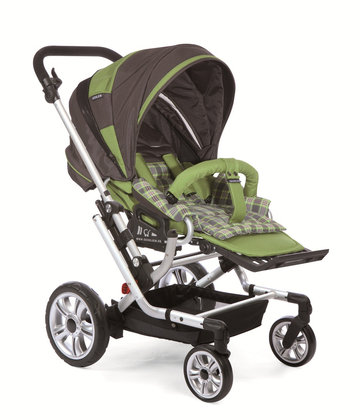 Gesslein Stroller F6 I (Air chamber wheels) 2012 102205 - 大图像