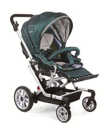 Gesslein Stroller F6 III (Air wheels) 2012 281281 - 大图像
