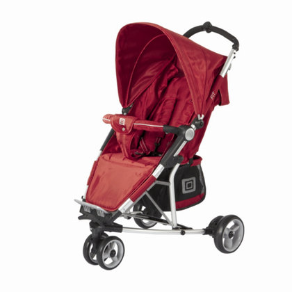 Babywelt Moon Buggy Fit 2012 Red - 大图像