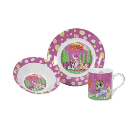 Filly Breakfast-Set 2013 - 大图像