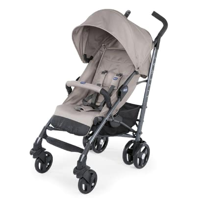 Chicco 运动型童车 Lite Way3 DARK BEIGE 2020 - 大图像