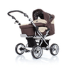 ABC Design Pramy Luxe incl. carrycot 3in1 crispy 2013 - 大图像 2