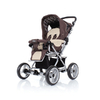 ABC Design Pramy Luxe incl. carrycot 3in1 crispy 2013 - 大图像 1