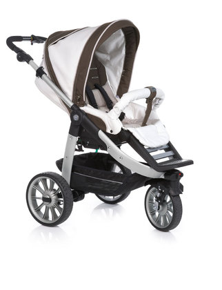 Teutonia push chair Spirit S3 Chic & Smart 4945_St. Topez 2013 - 大图像