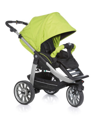 Teutonia Pushchair Spirit S3 Active & Dynamic 4960_Fresh Green 2013 - 大图像