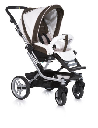 Teutonia Pushchair Mistral S Chic & Smart 4945_St. Tropez 2013 - 大图像