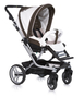 Teutonia Pushchair Mistral S Chic & Smart 4945_St. Tropez 2013 - 大图像 1