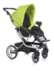 Teutonia Pushchair Mistral S Active & Dynamic 4960_Fresh Green 2013 - 大图像 1